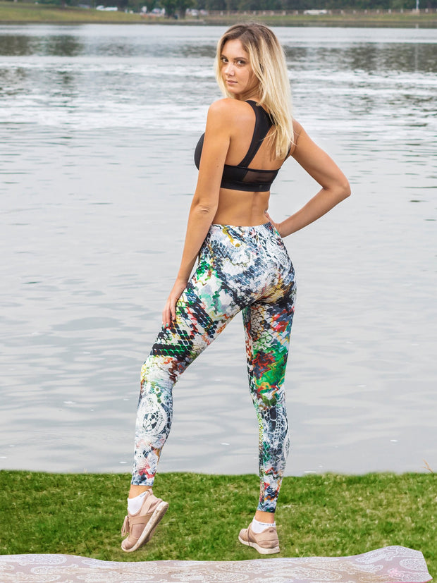 Dragons Scales Leggings
