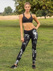 Giant Great Dane Leggings
