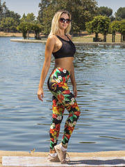 Flower Power Leggings