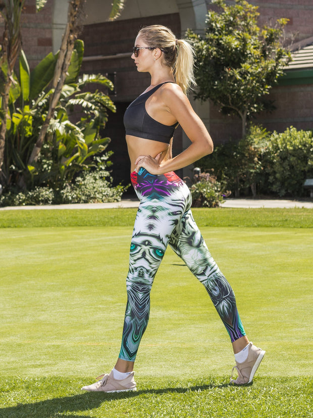 Storming Tiger Leggings