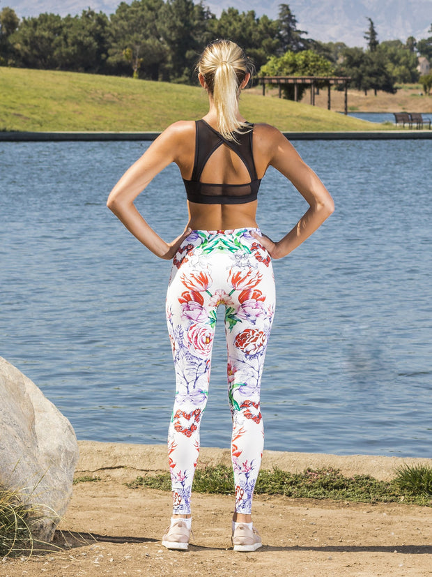 Flower Garden Leggings