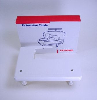 Janome Resin Extension Table for 900CP, 900CPX, 1000CP, 1000CPX