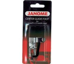 Janome Center Guide Foot for CoverPro (2-needle Type)