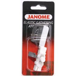 Janome CoverPro Elastic Foot for Bottom Side of Fabric (Wide)