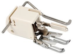 High-shank Open Toe Even-feed Foot 200-338-006 - Janome