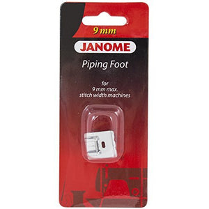 Janome Piping Foot for 9mm Machines