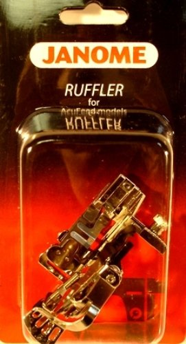 Janome Ruffler for AcuFeed Models