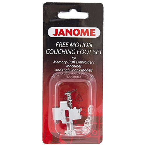 Janome Free Motion Couching Foot