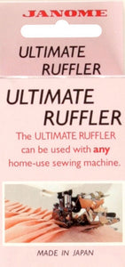 Janome Universal Ultimate Ruffler Accessory By The Each