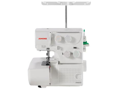 Janome 8002 D Best Art And Craft Serger Laplata Sewing Machine