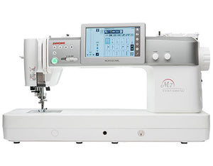 Janome Continental M7 Professional Embroidery & Sewing Machine Bowie