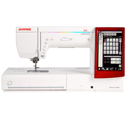 New Janome MC 14000 Sewing, Quiting machine in Severna Park