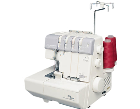 Janome ML 634D Overlock Serger+2/3/4 Thread sewing Machine Clinton