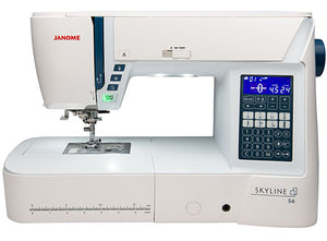 Janome Skyline SK6 an Advanced computerized sewing machine Severna Park