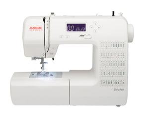 Janome Dc 1050 Computerized Sewing Machine Laplata Sewvac