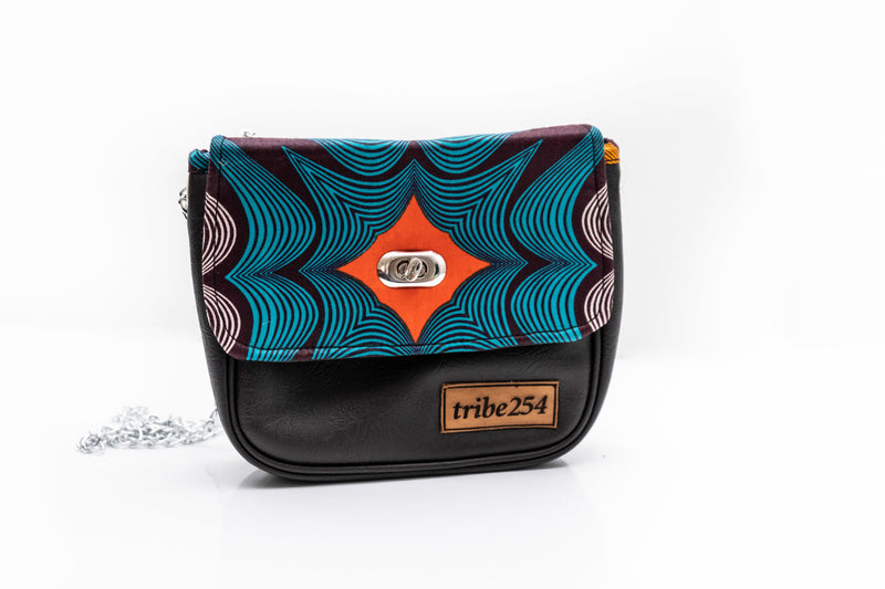 Mgeni Twist Lock Shoulder bag