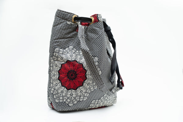 Limited Edition: Gray Nyeri Drawstring