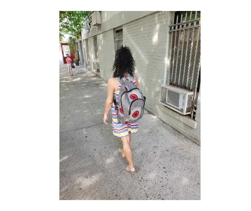 Limited Edition: Gray Nyeri Backpack