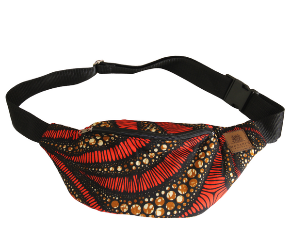 Taoo FannyPack: Autumn Red
