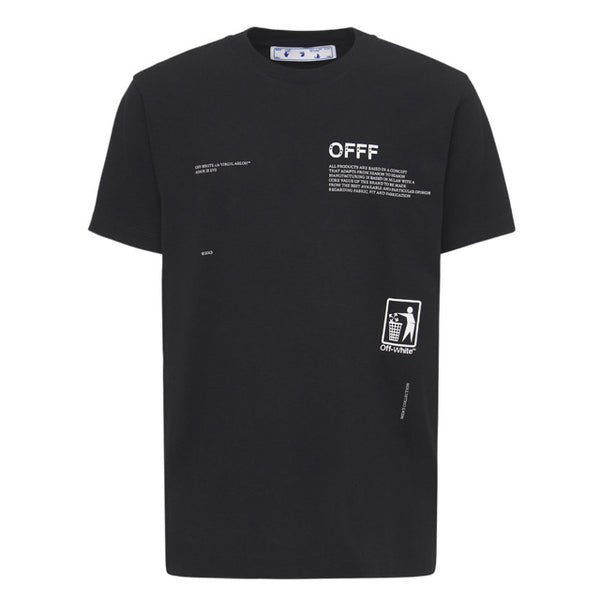 Off-White Take Care Arrow T-shirt