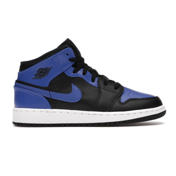 Nike Air Jordan 1 Mid (GS) Hyper Royal