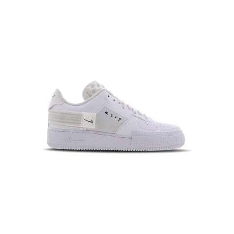 Nike Airforce Type 1 'Triple White'