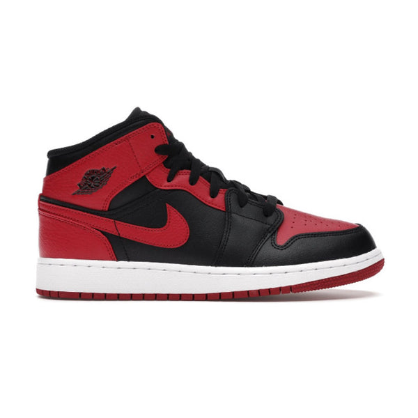 Nike Air Jordan 1 Mid 'Banned' (GS)