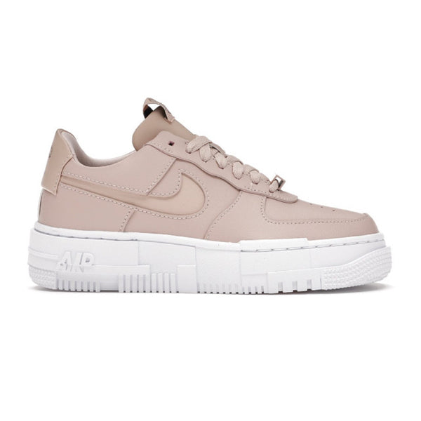 Nike Air Force 1 Pixel Sneakers 'Nude'