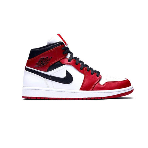Nike Air Jordan 1 'Chicago white heel'