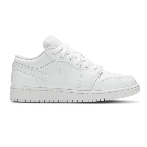 Nike Air Jordan 1 Low 'Triple White' (GS)