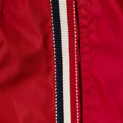 Moncler 'Red' Logo Swimshorts