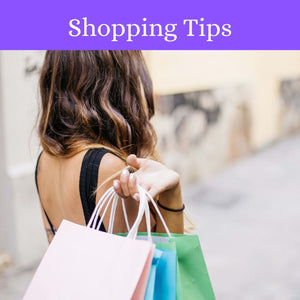Shopping Tips - Make The Most Of Your Fashion Dollars