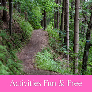 Activities That Are Fun And FREE!