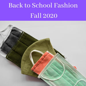 Back to School Fashion Fall 2020