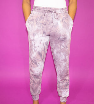 The Purple Passion Jogger Set