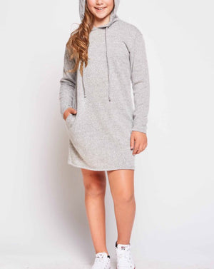 The Hoodie Dress