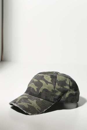 camo baseball cap for teen girls