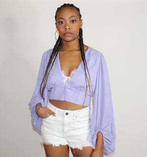 "In Love ""Lavender"" Top"
