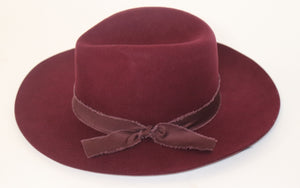 "The Kia Hat ""Burgundy"""
