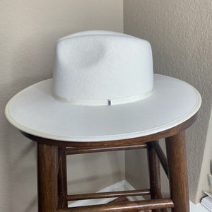 Yaya Youth Hat-White