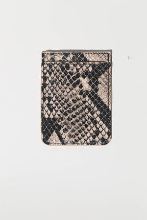 snake skin phone pocket for girls