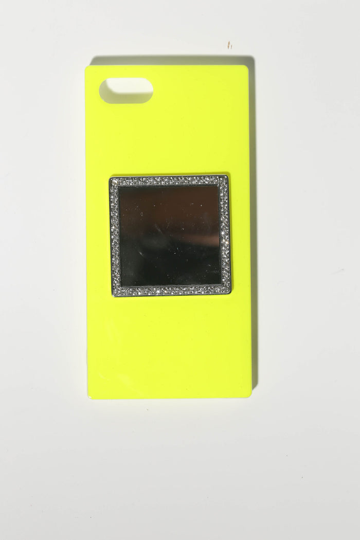 Neon Yellow Phone Case (iPhone 8 Plus/7 Plus)