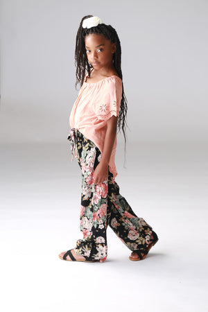 cute clothing for girls, tweens,palazzo pants, trendy fashion boutique