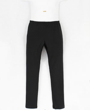 Black Stretchy Leggings