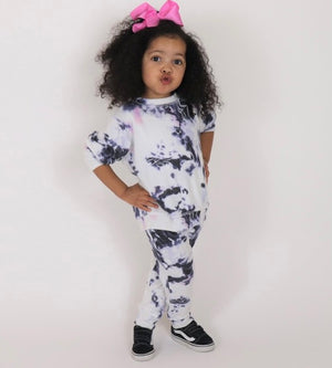 The Cool Kid Loungewear Set-Ivory