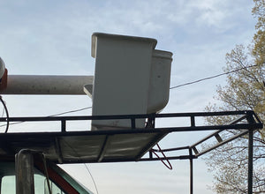 "Buckets - Altec - LR3 (LRIII) - 24"" x 24"" x 39"" - Bucket Truck Parts"