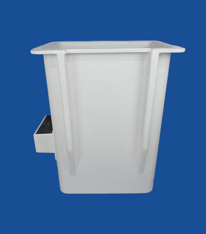 "Buckets - Altec - 24"" x 30"" x 42"" - Step Left - 3.5"" x 10"" Controls Right - Bucket Truck Parts"