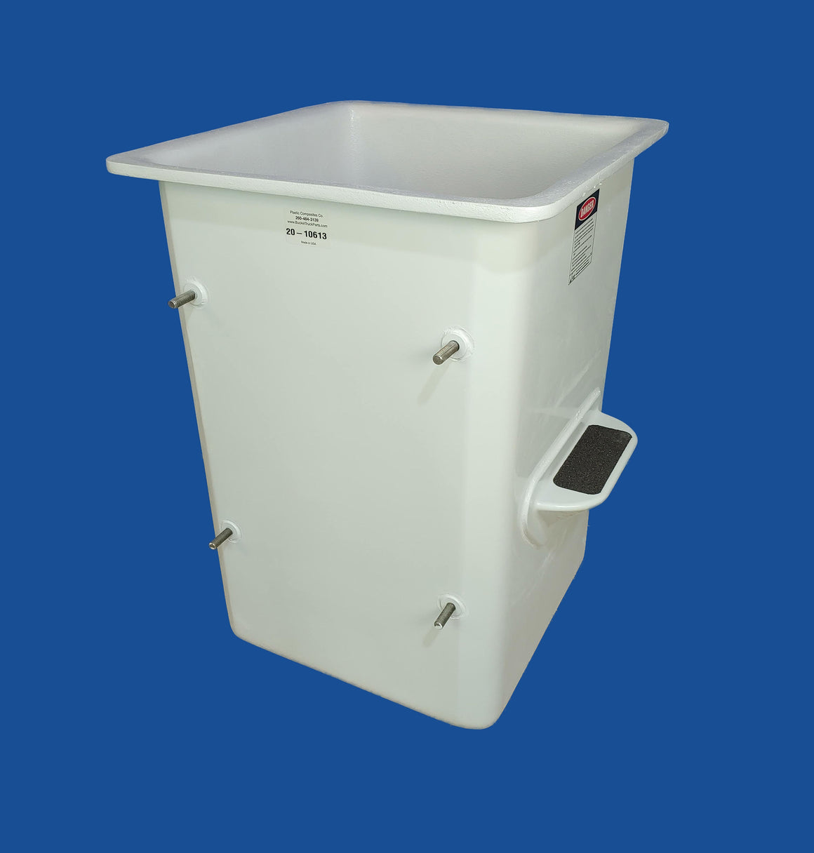 "Buckets - Hi Ranger - XT - 24"" x 24"" x 39"" - Bucket Truck Parts"