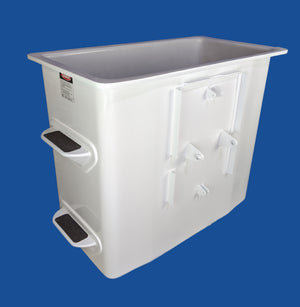 "Buckets - Hi Ranger - 5F - 24"" x 48"" x 42"" - Bucket Truck Parts"