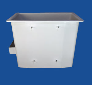 "Buckets - Hi Ranger - 24"" x 48"" x 42"" - Control Studs Right - Bucket Truck Parts"